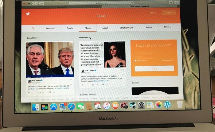 Har journalistens yrkeskunnande försvunnit i en värld av Twitter, Facebook kommentarer ochklickande?